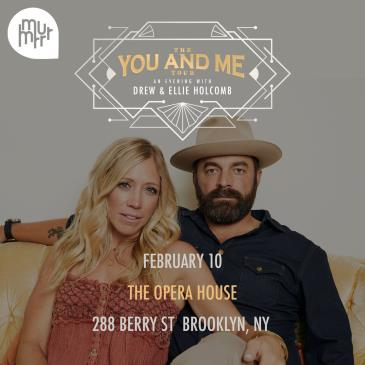 The You and Me Tour: An Evening with Drew & Ellie Holcomb: