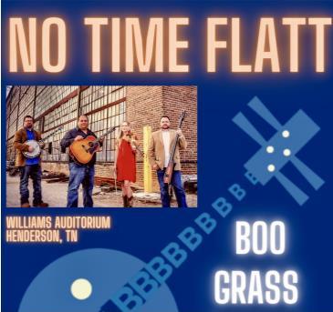No Time Flatt   Boo-Grass Night: