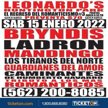 LADRON MANDINGO BRYNDIS Y MAS