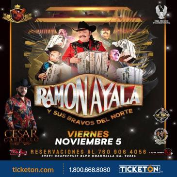 RAMON AYALA Y SUS BRAVOS DEL NORTE: