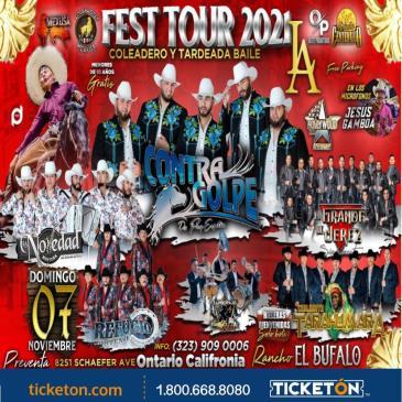 FEST TOUR 2021: