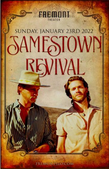 Jamestown Revival: