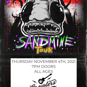 (hed) p.e. - Sandmine Tour w/ Andrew W. Boss and more!-img