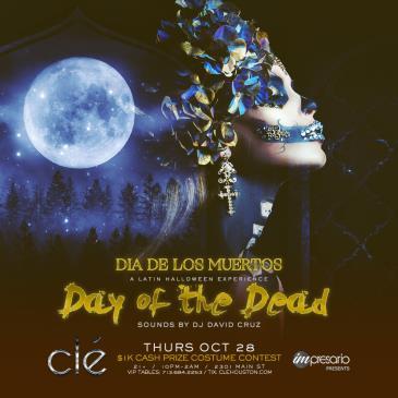 Day of the Dead / Thursday October 28th / Clé: