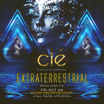 Extraterrestrial / Friday October 29th / Clé: