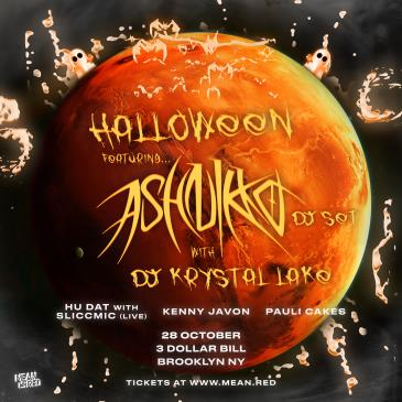 ASHNIKKO DJ Set with DJ Krystal:
