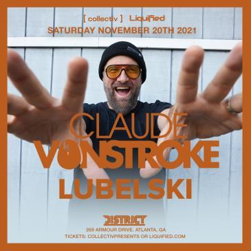 Claude Vonstroke at District Atlanta:
