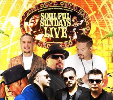 Soulful Sundays Live w/ Andy Vargas /DW3/Aalon/Rocky Padilla: