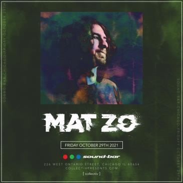 Mat Zo at Sound-Bar:
