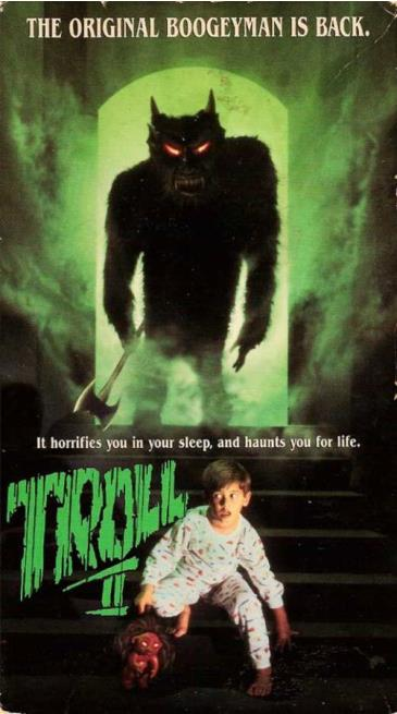 TVs of Terror Double Feature: Troll 2 + Cyst: