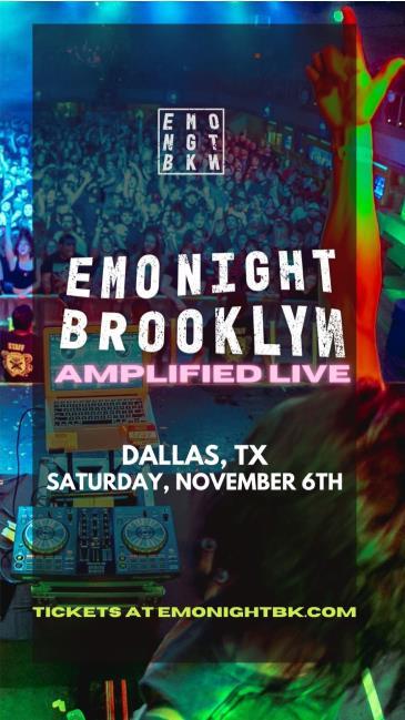 Emo Night Brooklyn: