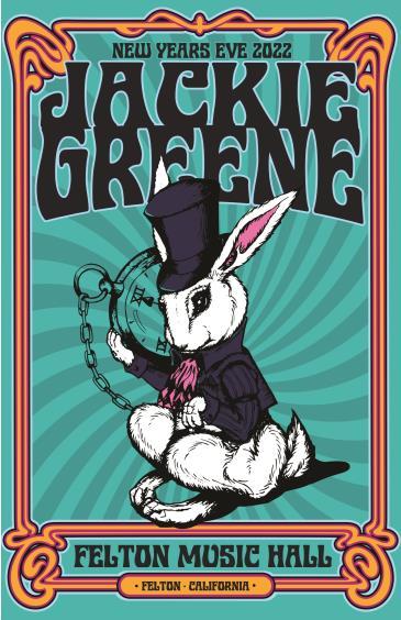 Jackie Greene   New Year's Eve: