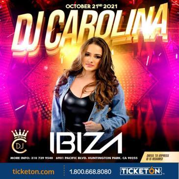 DJ CAROLINA:
