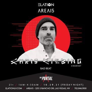 Elation presents Chris Liebing (21+):
