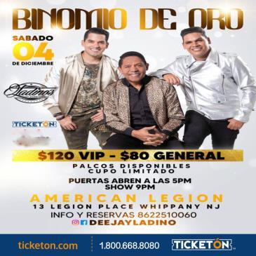 BINOMIO DE ORO: