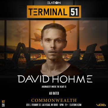 Terminal 51 ft. David Hohme (21+)-img