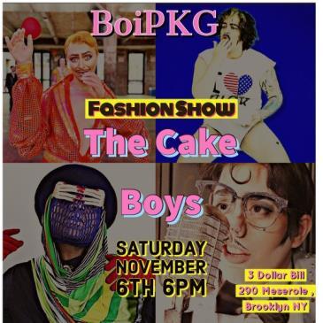 THE CAKE BOYS & BOIPKG Fashion Show-img