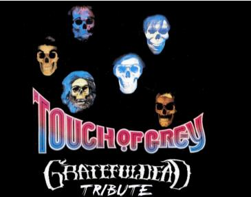 Touch of Grey (GRATEFUL DEAD Tribute), Jupiter Troupe: