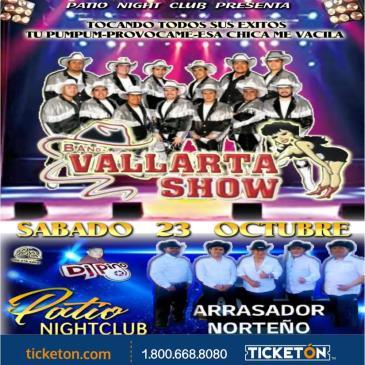BANDA VALLARTA SHOW: