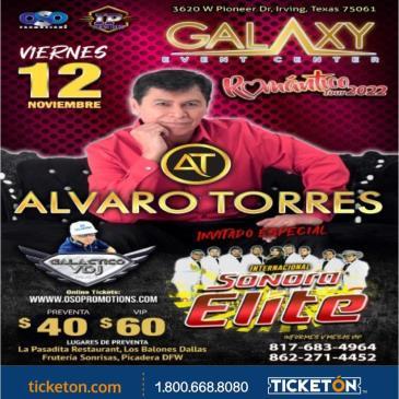 ALVARO TORRES: