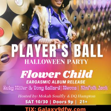 Galaxy 9 Presents: Player's Ball Halloween Party-img
