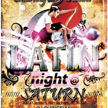 Rumba Latina Birmingham Latin Night-img