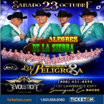 ALEGRES DE LA SIERRA: