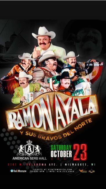 RAMON AYALA: