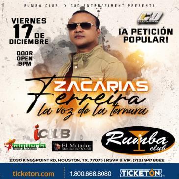 ZACARIAS FERREIRA: