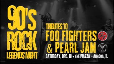 90's Rock Legends Night: