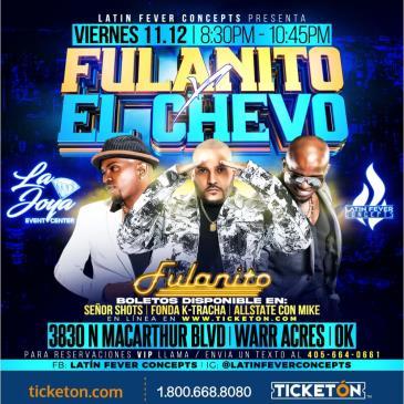 FULANITO Y EL CHEVO: