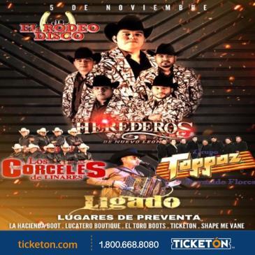LOS HEREDEROS DE NUEVO LEON: