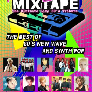 Prom Date Mix Tape (The Best Of 80's New Wave & Synth Pop)-img