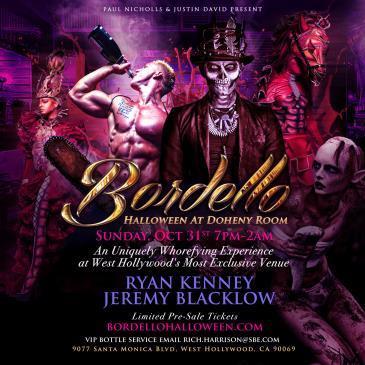 Bordello Halloween at Doheny Room-img