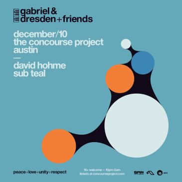 Gabriel & Dresden + Friends at The Concourse Project-img