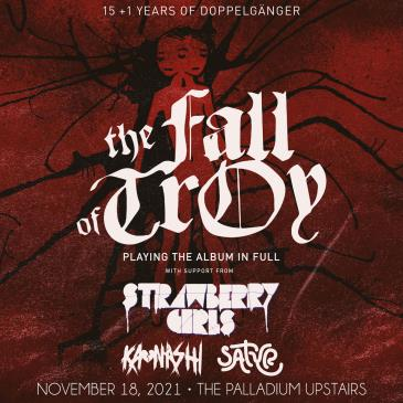 The Fall Of Troy: 15 + 1 Years Of Doppelgänger-img