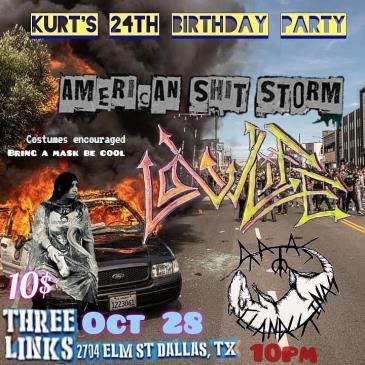 Kurt Brisbin's 24th BDay-img