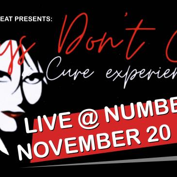 Boys Don't Cry: The Cure Experience Return to Numbers!-img