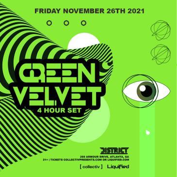 Green Velvet 4 Hour Set at District Atlanta-img