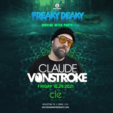 Claude Von Stroke / Freaky Deaky Official After Party / Clé-img