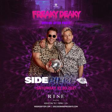 Freaky Deaky After Party Ft. SIDEPIECE - HOUSTON-img
