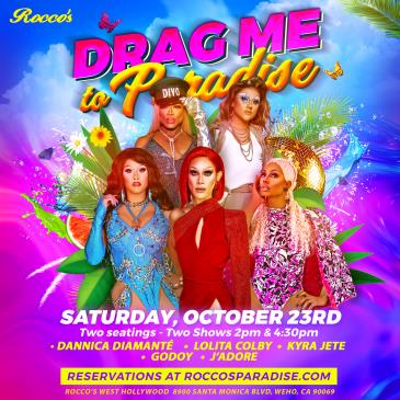 DRAG ME to Paradise!-img