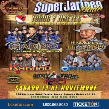 SUPER JARIPEO-GABINO Y SU BANDA CHICA