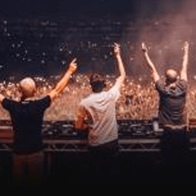 Above & Beyond at The Dome