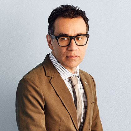 Fred Armisen, Stand up for musicians but everyone is welcome