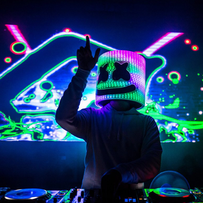 Marshmello Hawaii