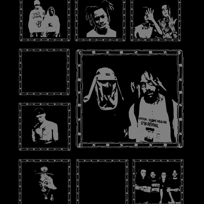 $uicideBoy$ - GREY DAY TOUR