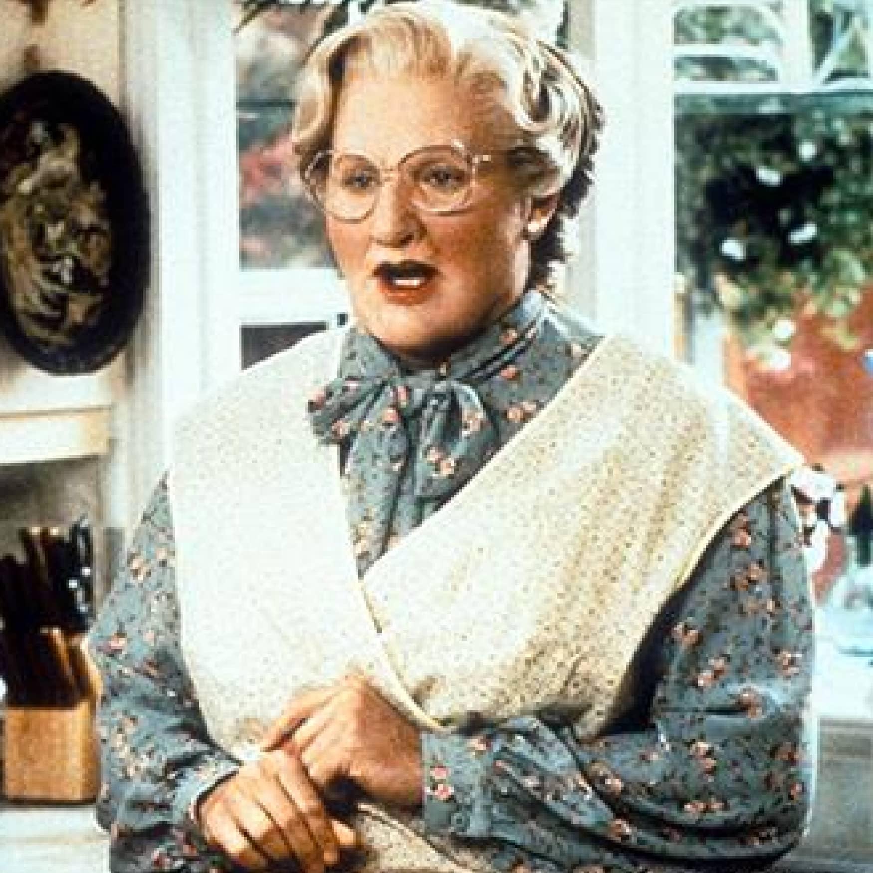 Mrs. Doubtfire 25th Anniversary