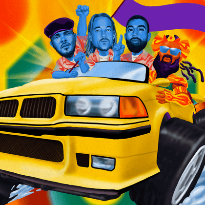Major Lazer: Music is the Weapon Tour