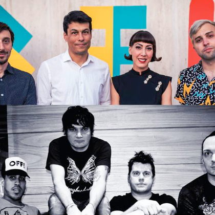 Octopus Project + Trail of Dead, New Fumes